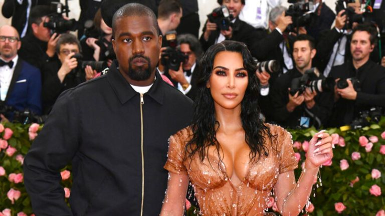 Kim Kardashian and Kanye West have filed for divorce