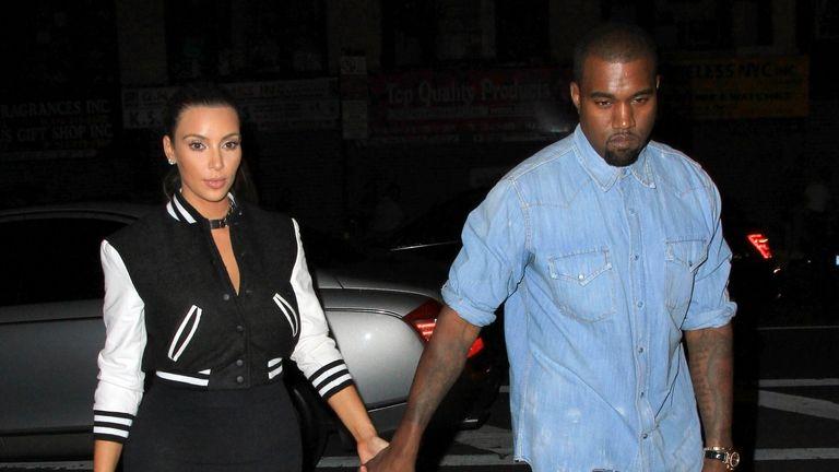 Kim et Kanye, photographiés ici en 2012, étaient de bons amis depuis plusieurs années.  Image: XPX/STAR MAX/IPx via AP