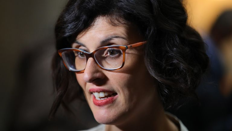 MP Layla Moran said long COVID is 'potentially a massive issue for the NHS'