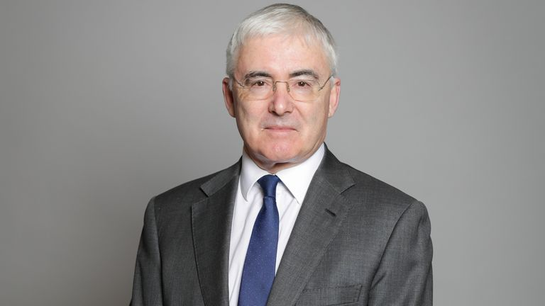 Conservative peer Lord Freud Pic: UK Parliament