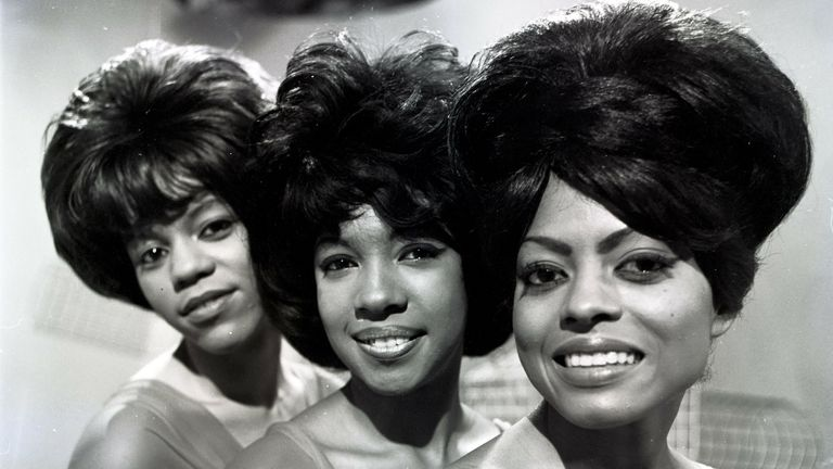 Mary Wilson of The Supremes has died