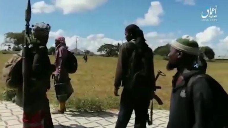 شبه نظامیان انصار السنا می خواهند کابو دلگادو یک کشور اسلامی باشد