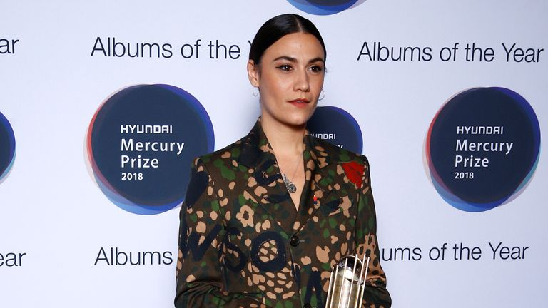Nadine Shah, whose album