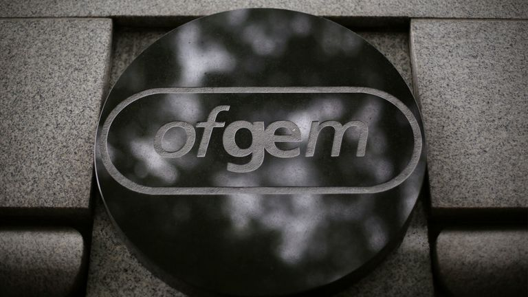 The Ofgem sign outside the electricity and gas industry regulator's office in Millbank, central London. PRESS ASSOCIATION Photo. Picture date: Tuesday October 22, 2013. Photo credit should read: Yui Mok/PA Wire