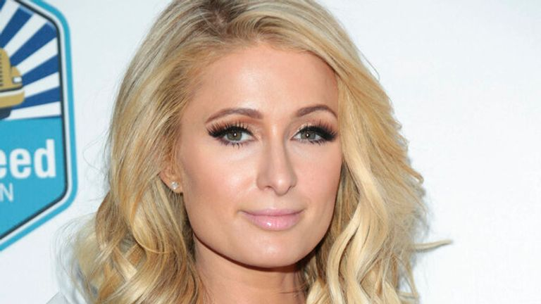 Paris Hilton is a well-known TV personality and socialite