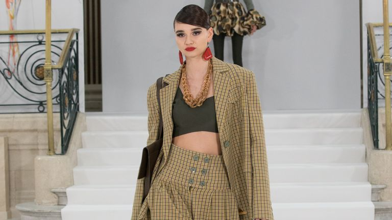 Paul Costelloe AW21 (provided by Ellie Beetham)