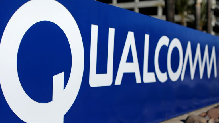 Qualcomm is accused of inflating chip prices