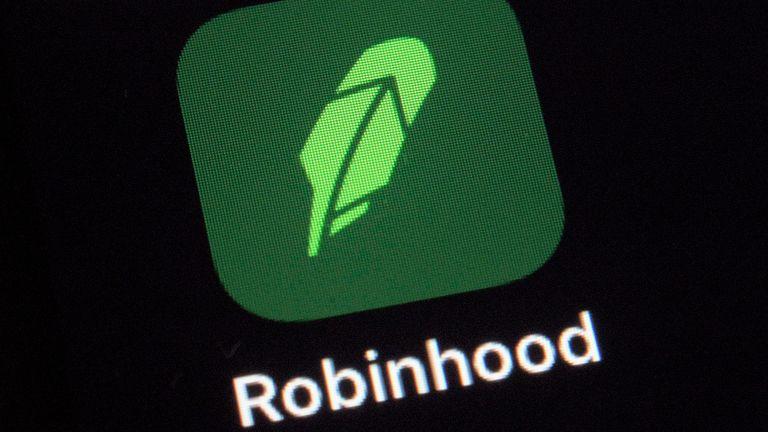 Robinhood. Pic: AP