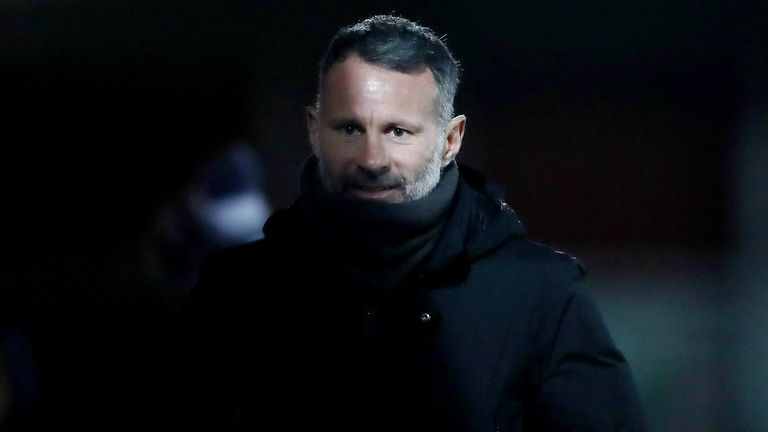 Ryan Giggs also co-owns Salford City