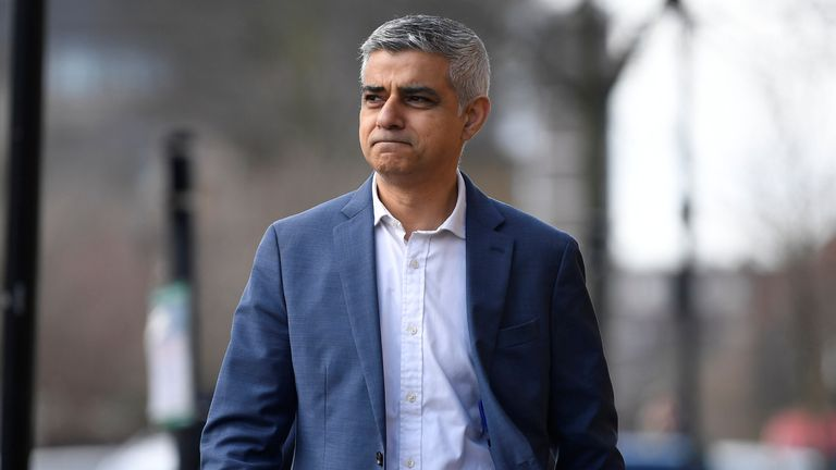 London mayor Sadiq Khan ordered the review