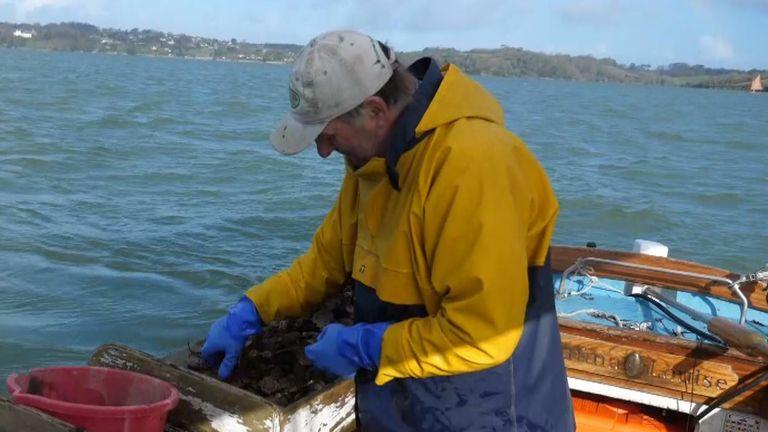 pêcheurs britanniques