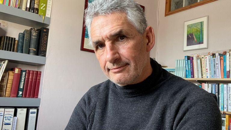 Scientist Tim Spector