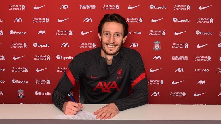 Liverpool manager Jurgen Klopp says new signings Ben Davies from Preston and Ozan Kabak from Schalke are 'Hollywood stories'