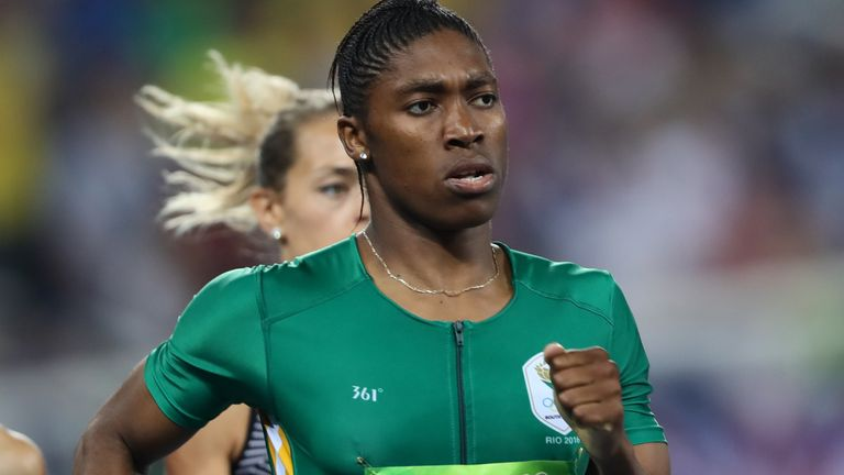 Olympic 800m champion Caster Semenya is appealing to the European Court of Human Rights against the restriction of testosterone levels in female runners