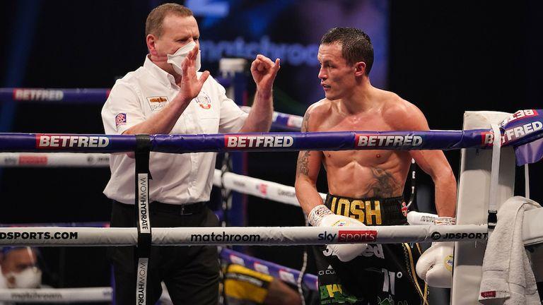 "Anthony Joshua Called Josh Warrington to Give Inspirational Speech – ""We Have Similarities"" |  Boxing News"