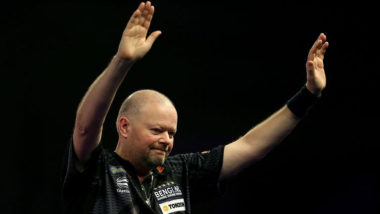 Raymond van Barneveld's return and a big year for Dimitri Van den Bergh: Colin Lloyd's talking points for 2021 |  Darts News