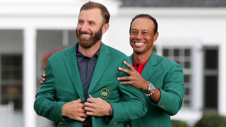 The countdown continues for the opening men's major of the year, with full coverage of The Masters live from April 8-11 on Sky Sports' dedicated channel.