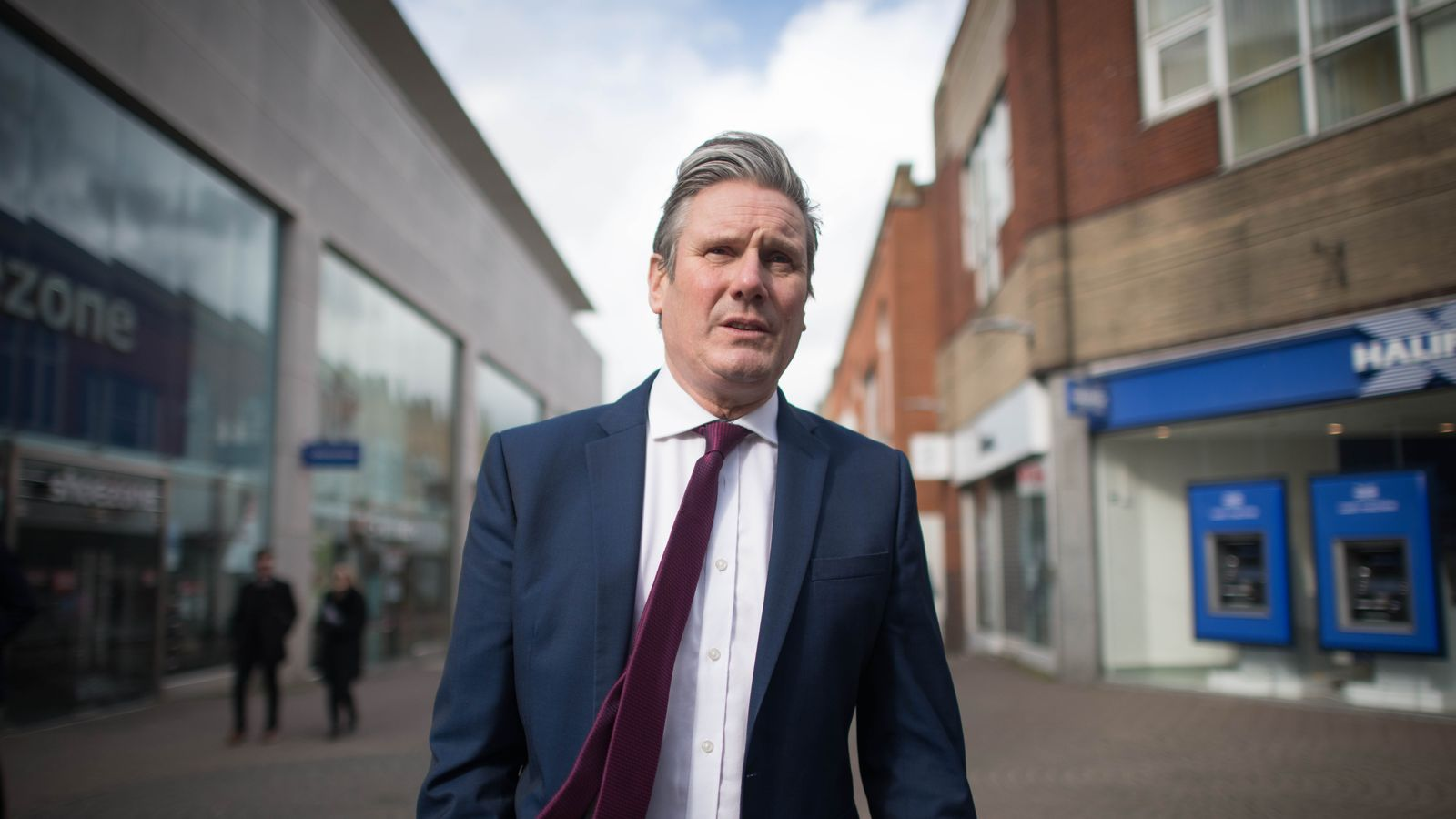 Here We Go: Labour Party Leader Keir Starmer Apologizes for Visiting Church That is Against Homosexuality on Good Friday