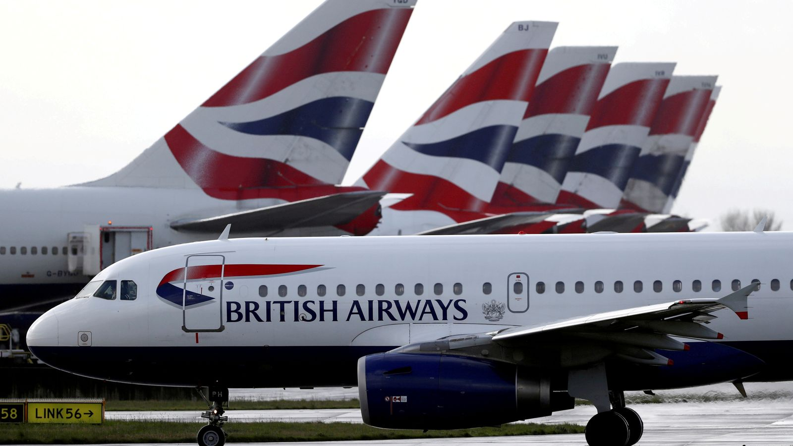 COVID-19: BA owner lists four priorities for travel restart as losses ease