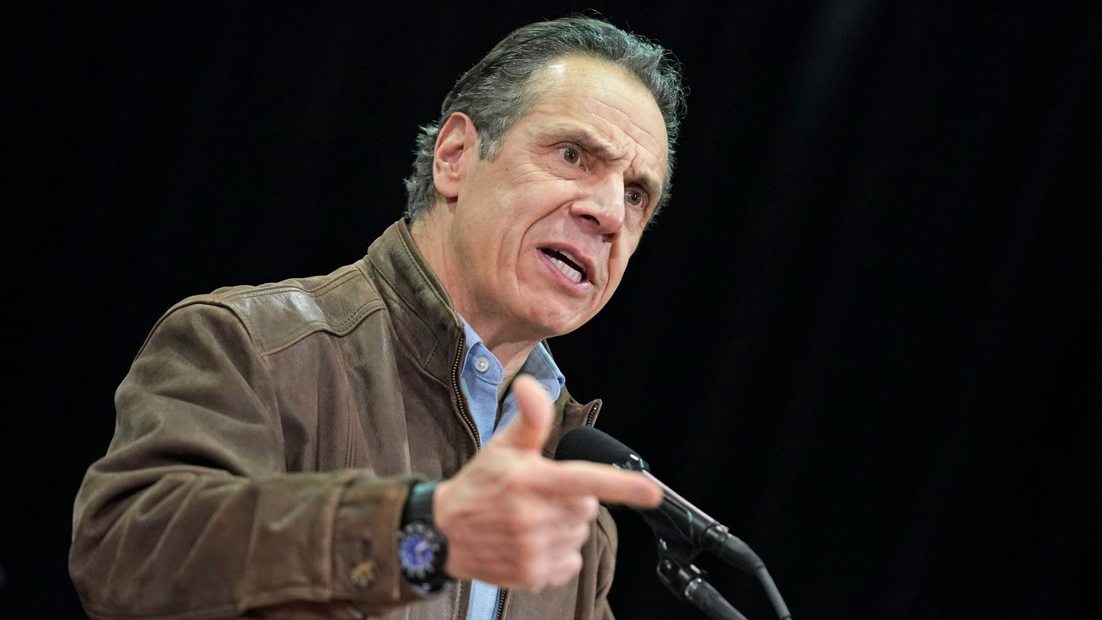 Andrew Cuomo: New York governor admits he could have been 'too private' as sexual harassment probe launched