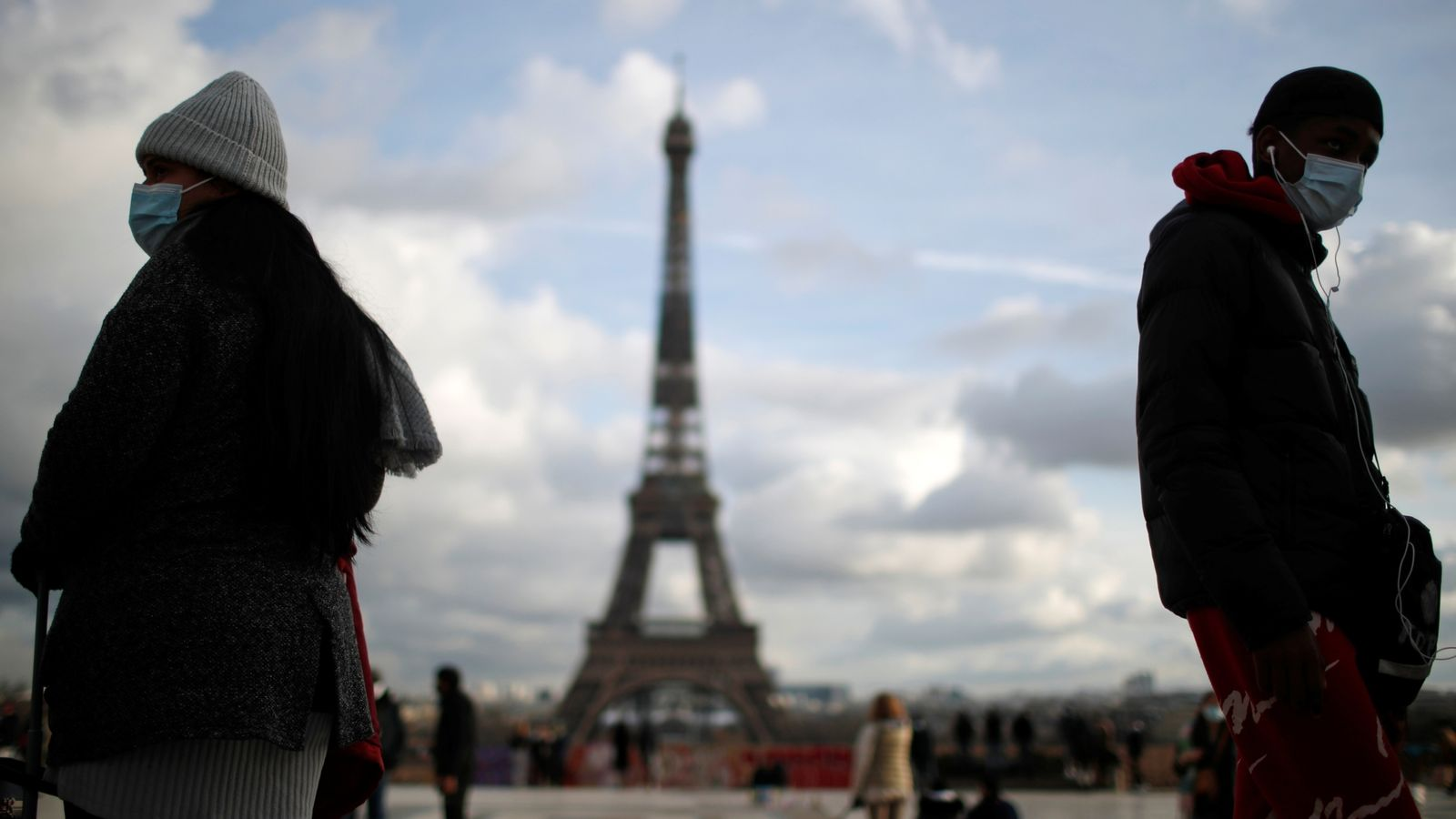 COVID-19: Ministers to decide if France will be moved to red travel list within days
