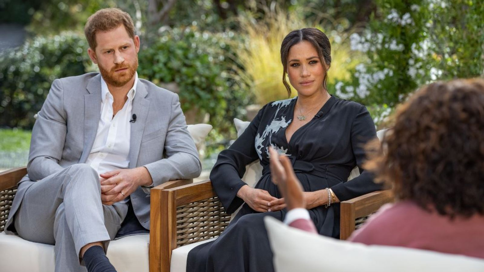 Harry and Meghan's Oprah interview wouldn't have aired if Prince Philip had died, friend says - Sky News