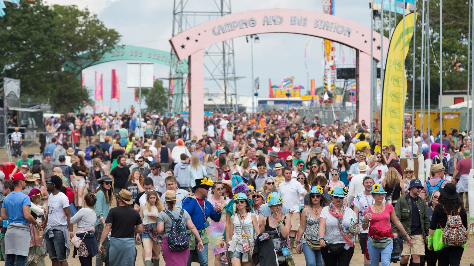 Isle Of Wight Festival confirms it will go ahead - but moves from June to September after lockdown roadmap announcement