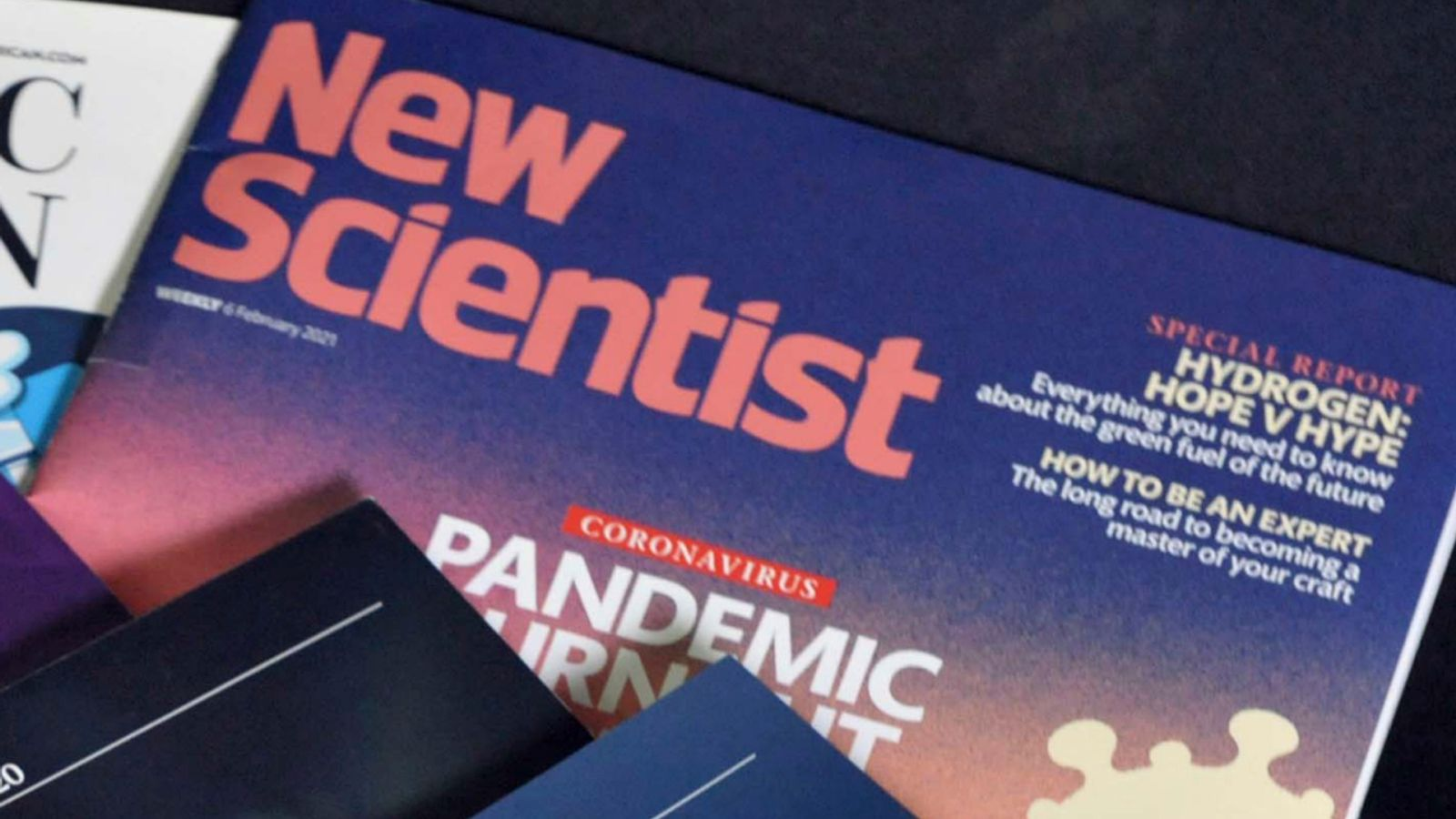 Each day Mail proprietor snaps up 'world-renowned' New Scientist journal in £70m deal