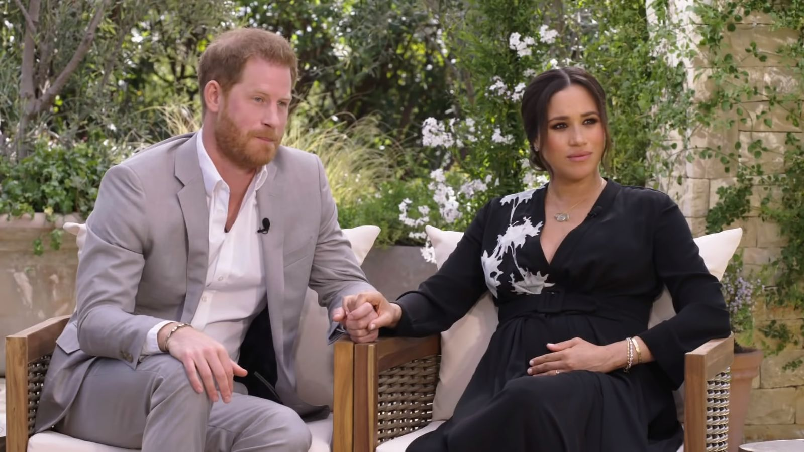 Prince Harry tells Oprah Winfrey his 'greatest worry was historical past repeating itself' in reference to Diana's loss of life