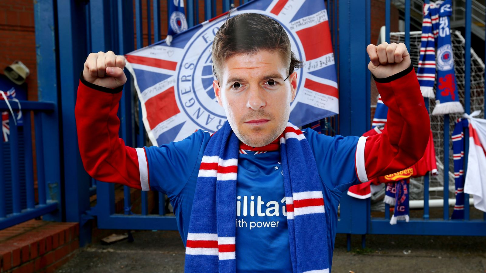 Rangers crowned Scottish Premiership champions for first time in a decade