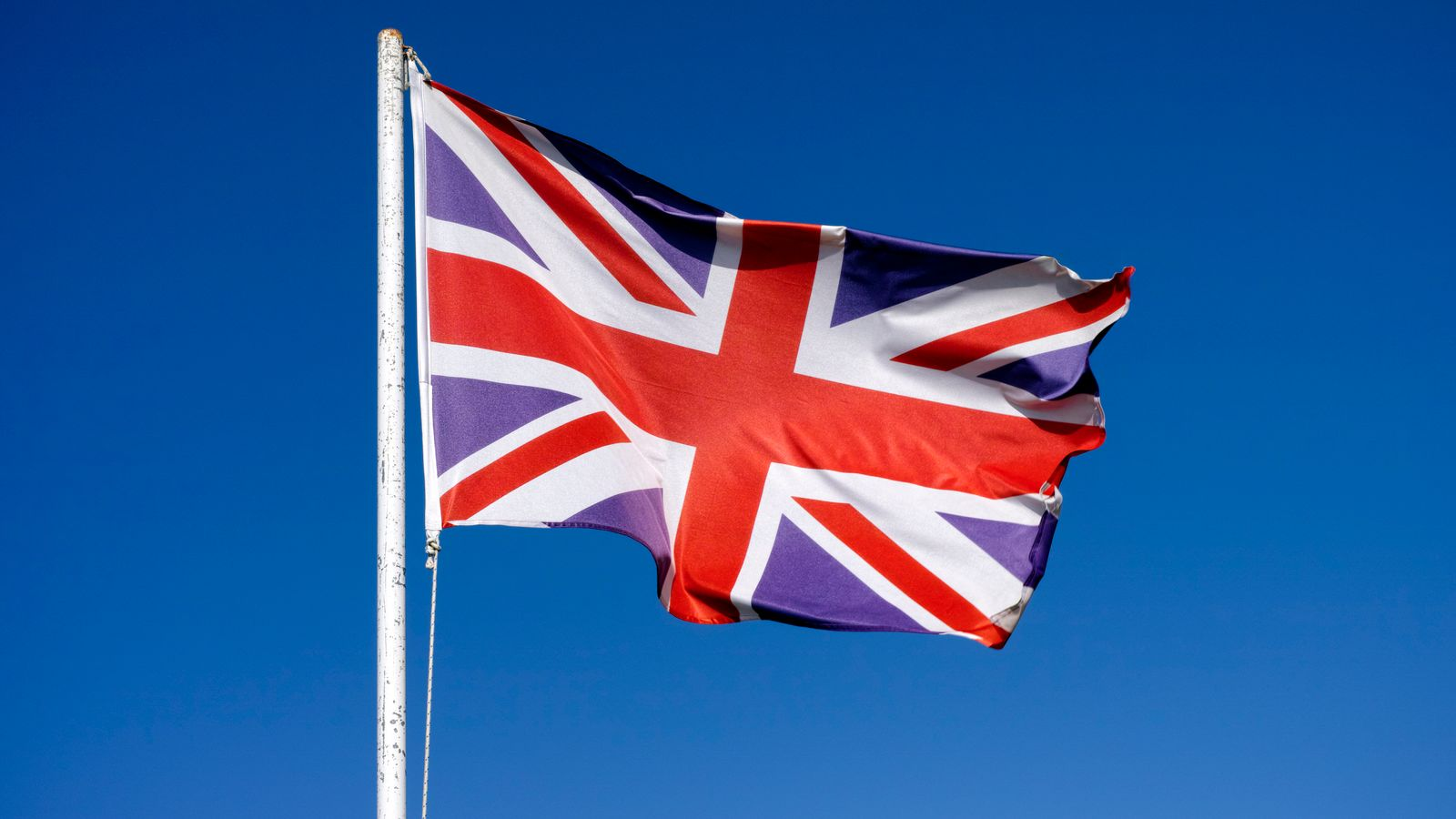 Union flag set to be flown on all UK government buildings every day