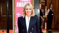 Wallis Day attending The Prince's Trust and TKMaxx & Homesense Awards held at the London Palladium, London.