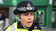 Dame Cressida Dick has been urged to resign as Metropolitan Police commissioner. File pic