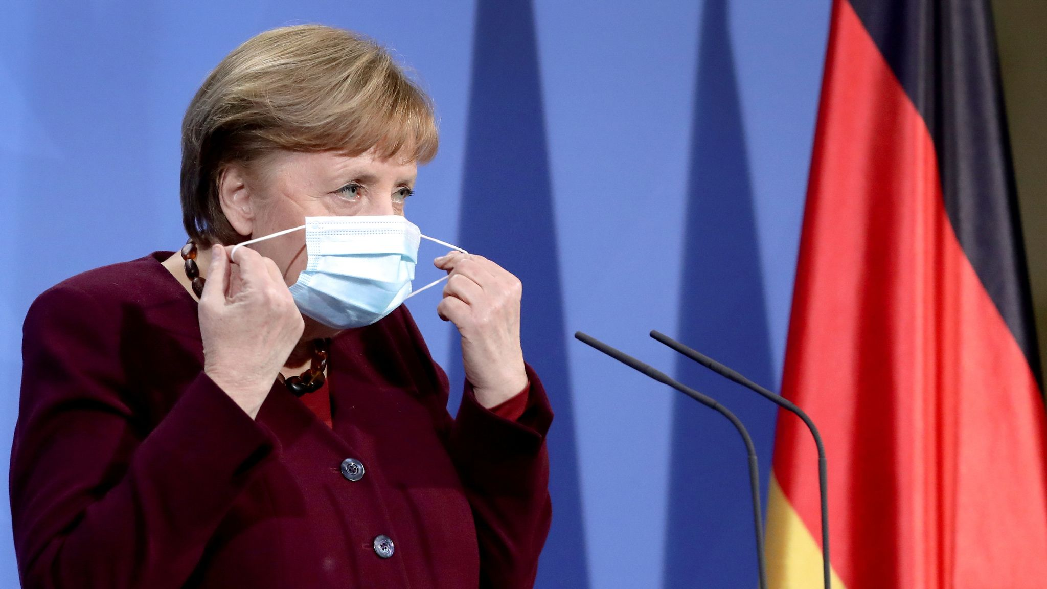 COVID 20 Germany on brink of new coronavirus restrictions after ...