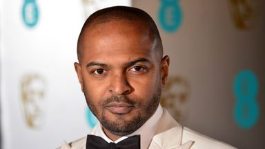 Noel Clarke attending the after show party for the EE British Academy Film Awards at the Grosvenor House Hotel in central London.