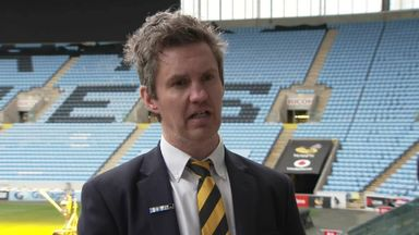 Wasps 'wiped slate clean' with Coventry