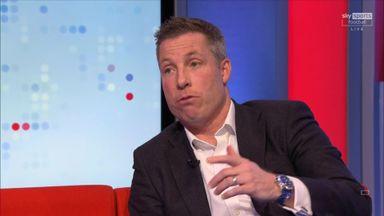 Harris: Play-off hangover was tough