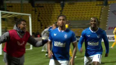 Morelos scores late goal