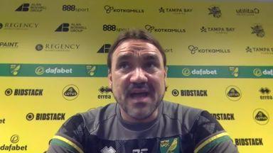Farke: Norwich season not a success yet