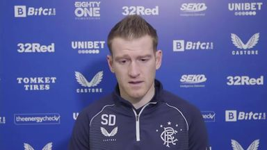 Davis: Title win will be huge for Rangers