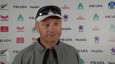 Spithill: How lucky we are to be racing