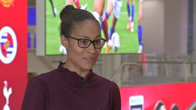 Yankey: Man City-Chelsea final would be great for WSL