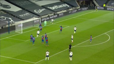 Kane free-kick blocked (36)