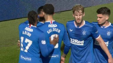 Morelos levels for Rangers!