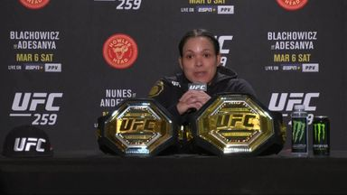 Nunes: Win was for my daughter
