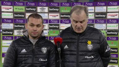 Bielsa: We dominated but not clinical enough