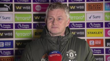 Solskjaer: Our performance was off