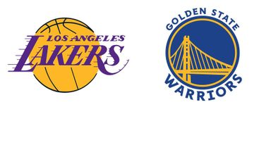 NBA: Golden State @ LA Lakers