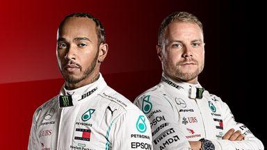 Mercedes 2021 Team Launch