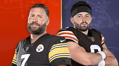 Steelers @ Browns Bitesize